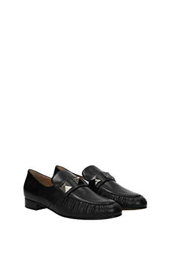 big discount online sale pick a best VALENTINO GARAVANI Slippers and Clogs Women - Leather (1S0D22VRI) UK Black sale shop buy cheap amazon clearance visit new mIDGPTJ