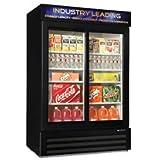MBGRP48-SL Fusion Plus Glass Door Refrigerator Merchandiser