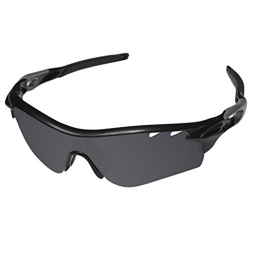 c325a2472da Amazon.com  Kygear Replacement Lenses Different Colors for Oakley Radarlock  Path Vented Sunglass Polarized Pack of 2  Clothing
