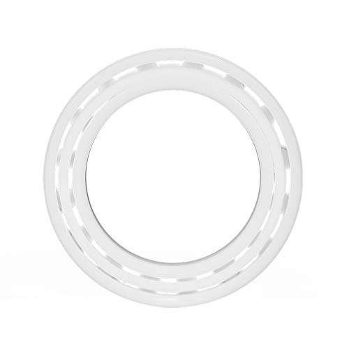 - ZrO2 Ball Bearing, 1pc White Color ZrO2 Ceramic Miniature 6805 Ball Bearing 25377mm Ceramic Zirconium Dioxide for Electric Motors, Electrical Appliances, Toys