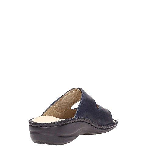 Ce0515 Pantofole Dara Grunland 68 Blu Donna 1Rq7fxpw