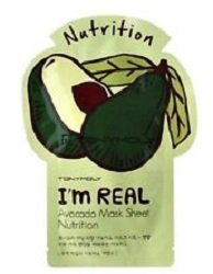 TONYMOLY-Im-Real-Avocado-Nutrition-Mask-Sheet-21-g