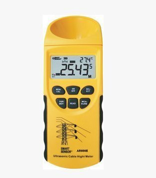 Ar600e Digital Ultrasonic Cable Height Meter,smart Sensor