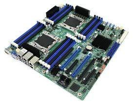(Server Board S2600COE - Mainboard - SSI EEB)
