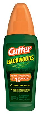 Spectrum Brands Pet Home & Garden HG-96284 Backwoods Insect Repellent Pump Spray, 6-oz. - Quantity 12 by Cutter (Image #2)