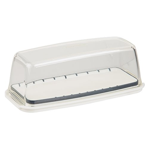 Prepworks by Progressive GBD-2 Butterdish Silicone Seal, Air Tight Butter Dish (Best Rv For Single Women)