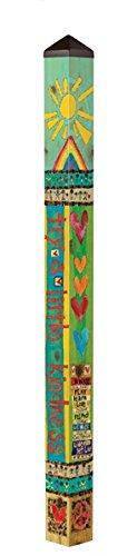 MagnetWorks PP248 6 ft. Kindness Matters Art Pole