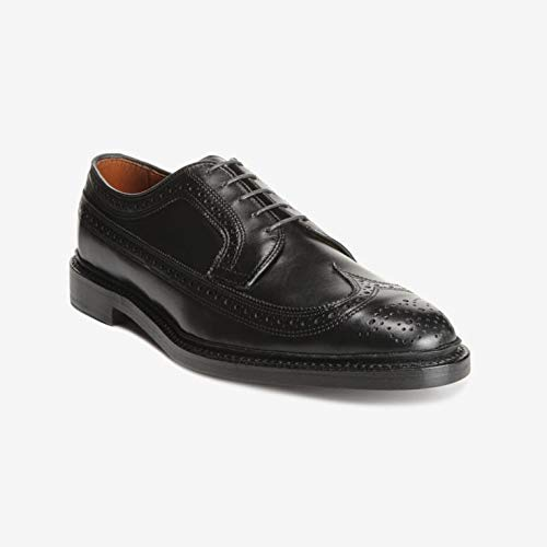 Allen Edmonds Men's Macneil Dress Wingtip Blucher Shoe 9 3E Men 9215 Black