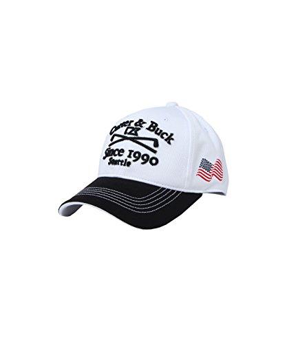 カッター&バック ゴルフ キャップ セパレートサングラス付 CGBLJC03W WHBK F