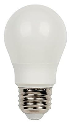 Westinghouse 4513420 40W Equivalent A15 Soft White Led Light Bulb with Medium Base (4 Pack)