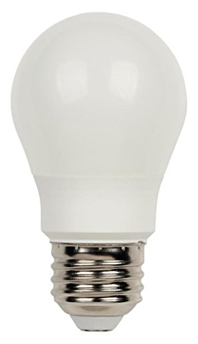 Westinghouse 4513420 40-Watt Equivalent A15 Soft White LED Light Bulb with Medium Base (4 Pack)