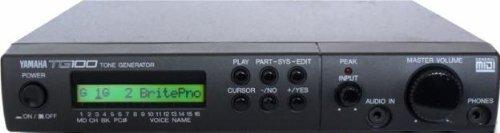 YAMAHA TG-100 Sound Module Tone Generator TG100 (Yamaha Sound Module compare prices)
