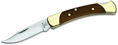 Buck Knives 0055BRS Folding Hunter Knife 0055BRS