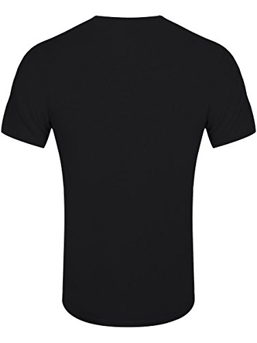 Herren T-Shirt A Battle For The Ages schwarz