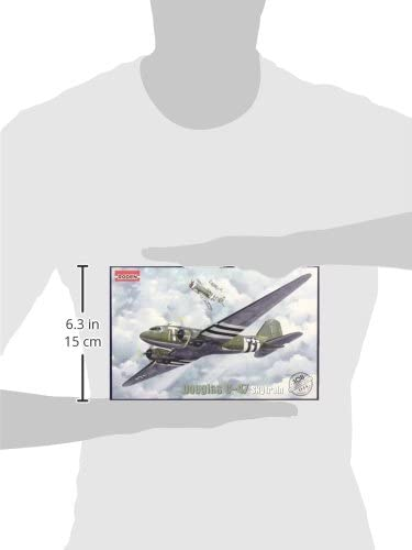 ROD0308 Juguete de aeromodelismo Escala 1:35 Roden