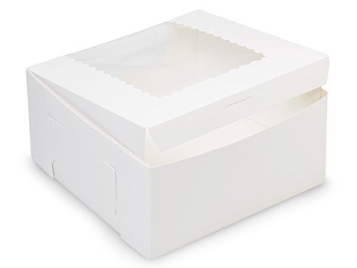 (Pack Of 10, 8 X 8 X 4