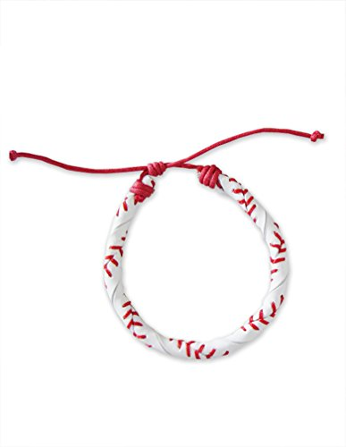 (Authentic Baseball SkinBand Bracelet)