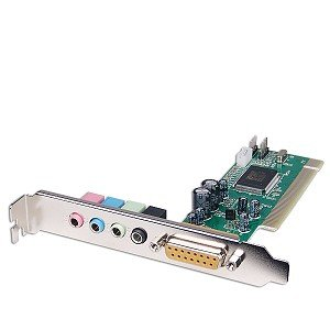 C-Media CMI8738 4-Channel PCI Sound Card by Generic