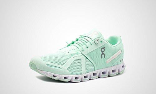 Picture of On Women's Running Cloud Sneaker, Jade - 9.5 B(M) US