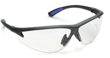 c0ec463555 Image Unavailable. Image not available for. Color  Elvex Bifocal Safety  Glasses ...