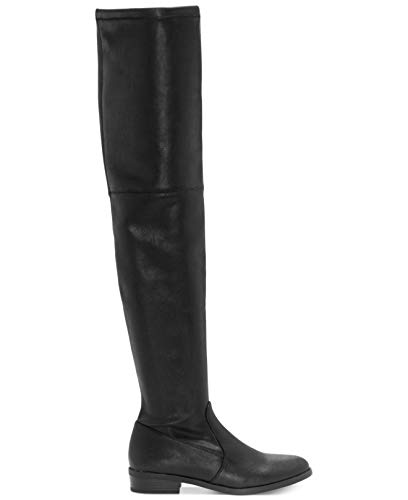Femmes Black Irinaa Leather Inc Concepts Bottes International TwFq1F