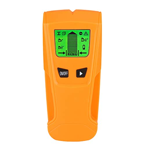 Vosarea Handheld Stud Finder Metal Wire Wood Voltage Detector Multi Scanner Wall Sensor