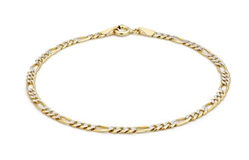 Carissima Gold - Bracelet - 375/1000 - Or bi colore - Femme