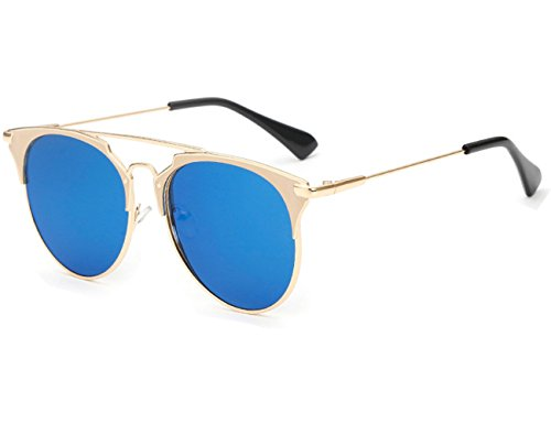 likeoy-classic-semi-rimless-horned-rim-clubmaster-sunglasses-for-women-a1
