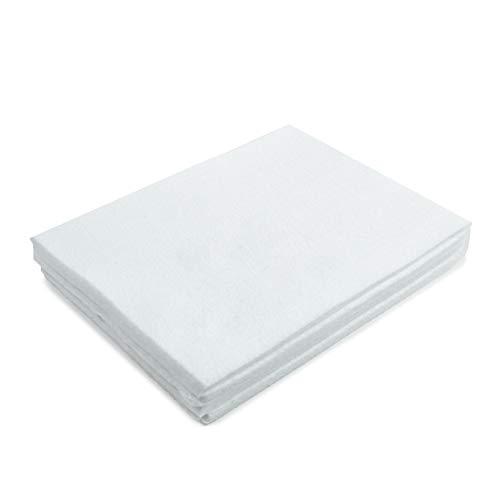Kunin 9 X 12 Felt 24 Pack White