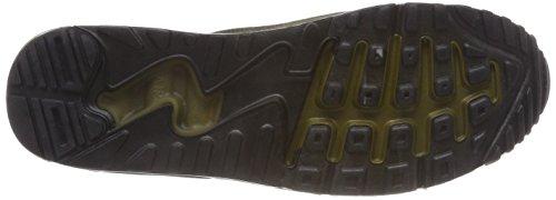 Homme 40 0 Max Khaki EU Ultra Flyknit 90 Flak Sneakers 2 cargo 302 Olive Nike Basses Black Air Olive Vert zP1qwzg