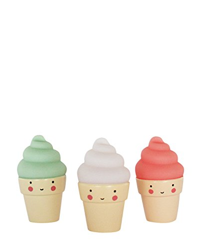 A Little Lovely Company – Decorazioni – Set di 3 personaggi gelati