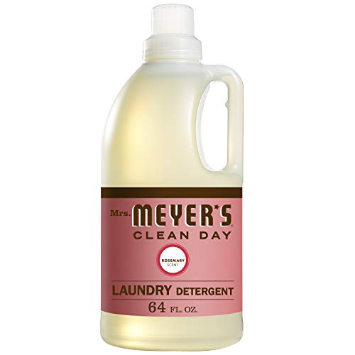 Mrs. Meyer's Clean Day Laundry Detergent, Rosemary Scent, 64 ounce ()