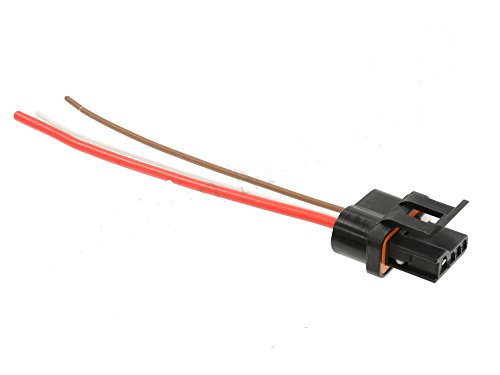 1988-1992 TPI TBI Alternator Wiring Harness Connector - Fits Camaro Firebird (Camaro Alternator)