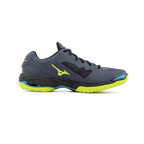 Wave 2 Basses Marine Homme jaune Bleu Mizuno Sneakers bleu Phantom BqUdwU7
