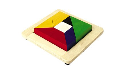 (Plan Toy Twisted Puzzle)