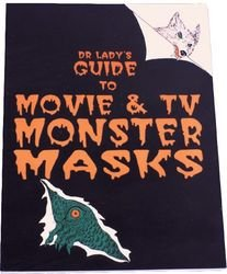 Costumes For All Occasions RB119 Dr Ladys Monster Mask Book