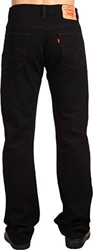 Mens Pants Bootcut (Levi's Men's 517 Boot Cut Jean, Black, 29x30)