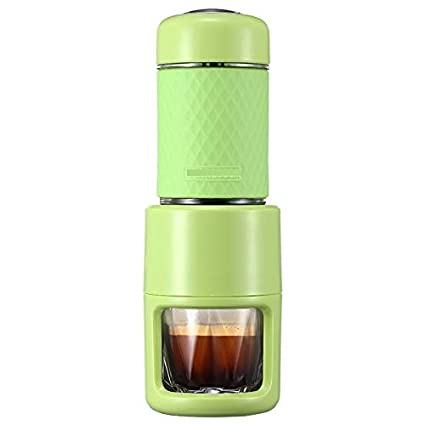 HONGLIMáquina de café portátil Mini Mano-Prensa máquina de café Express casa de la Oficina