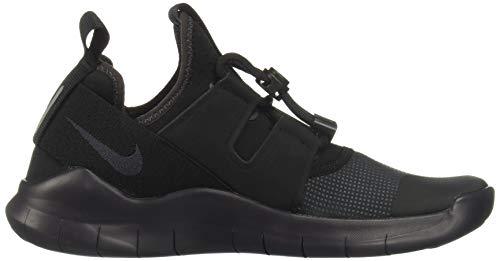Nike Women's Free Rn CMTR 2018 Running Shoe 8 Black