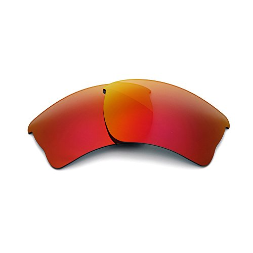 Polarized Replacement Sunglasses Lenses for Oakley QUARTER JACKET with UV Protection - Oakley Lenses Quarter Polarized Jacket