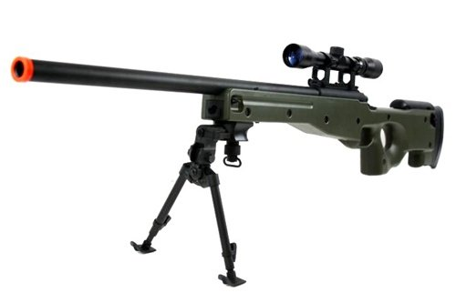 BBTac-BT-96-Bolt-Action-Sniper-Rifle-w-3-9x-Scope-and-Bipod-OD-GREEN