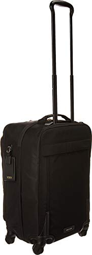 TUMI - Voyageur Tres Léger International Carry-On Luggage - 21 Inch Rolling Suitcase for Men and Women - Black