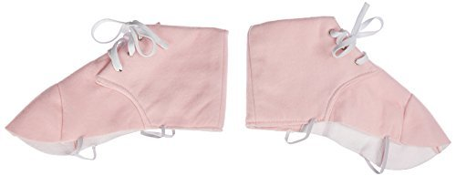 Forum Novelties Baby Bootie Shoe Covers - Pink for $<!--$6.11-->