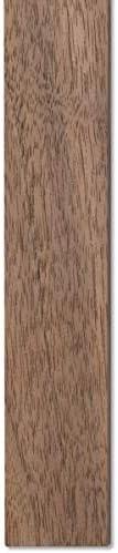 ウォールナット 木簡 約300×30×5mm 10本組 木材 工作素材