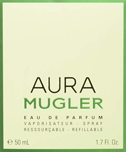 - Aura Mugler by Thierry Mugler 50ml Women's Eau de Parfum Refillable