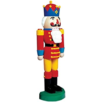 large half nutcracker christmas outdoor decoration 55 24016 119 - Nutcracker Outdoor Christmas Decorations