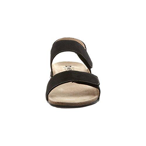 Mephisto Agave Steve 2631 / Boa 3302 Sandalo Donna Nero