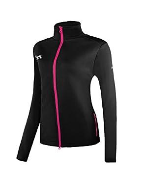 ZITY Women's Active Slim Fit Zip Up Long Sleeve Hoodie Jacket