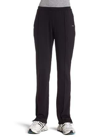ASICS Women's Legato II Pant, Black, Medium/Tall