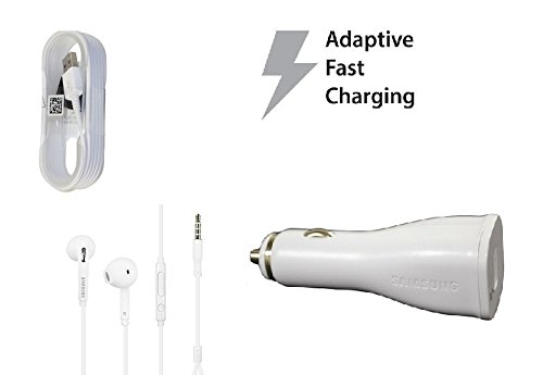 Authentic Adaptive Samsung Charging Headphones